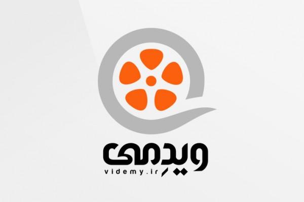 طراحی لوگو وب سایت ویدمی