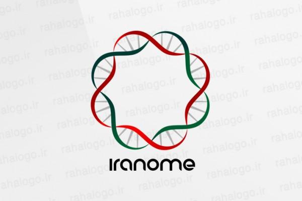 طراحی لوگو ایرانوم