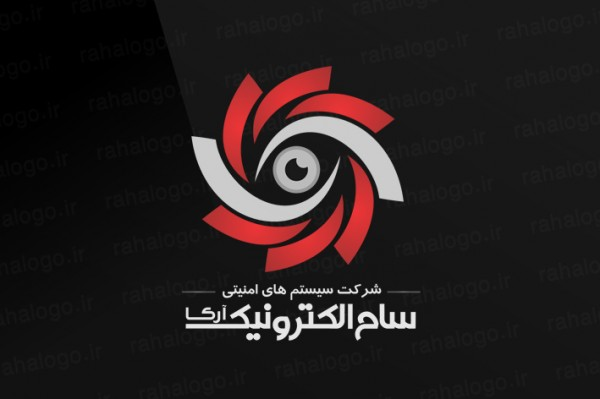 طراحی لوگو شرکت سام الکترونیک