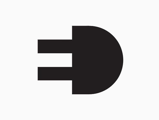 خلاقیت لوگو الکتریکی