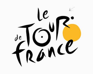 لوگو tour de france