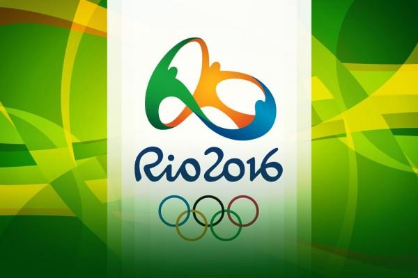 مفهوم لوگو ریو 2016 المپیک - Rio