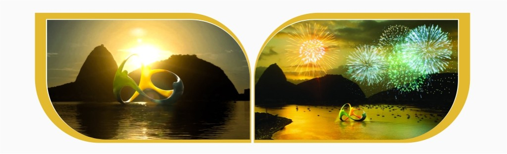 اشاره لوگو ریو به کوهستان sugarloaf
