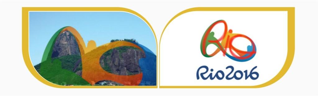 مفهوم لوگو ریو 2016 - Rio