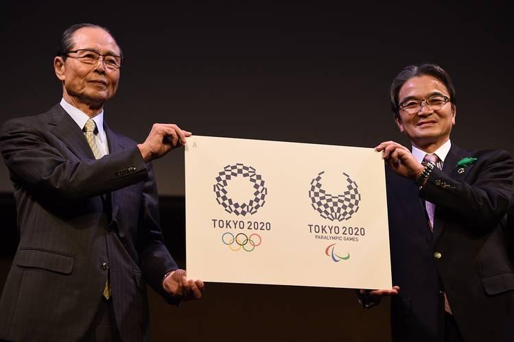 طرح برنده لوگو المپیک توکیو 2020