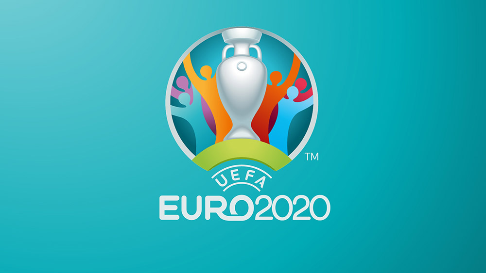 لوگو یورو 2020 رم