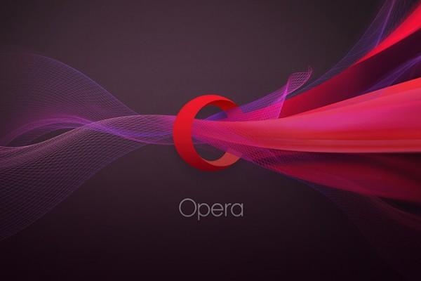 آرم و لوگو مرورگر اپرا - Opera