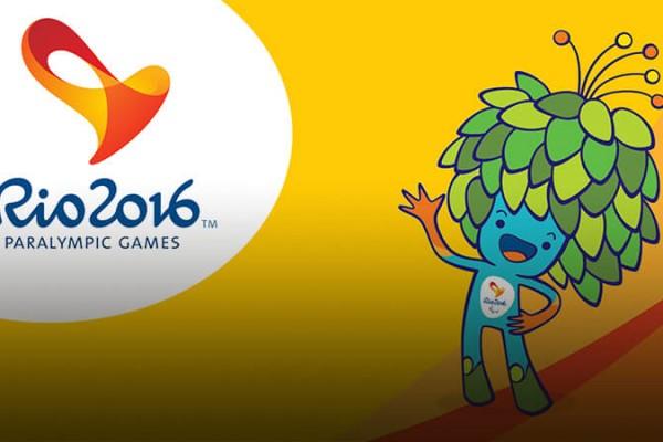 لوگو پارالمپیک ریو 2016